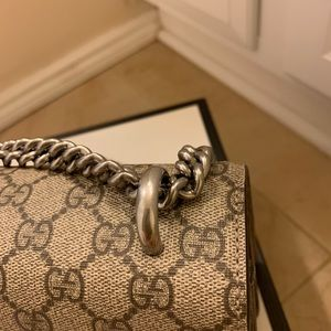 Gucci Bags - Gucci Dionysus GG supreme small shoulder bag